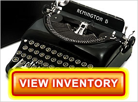 Browse our Restored Antique Remington Typewriters for Sale