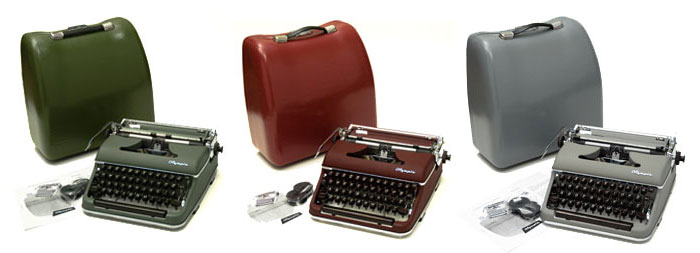Olympia SM3 Typewriters