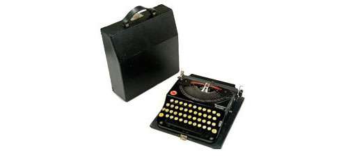 Remington Portable No 1 Manual Typewriter