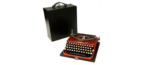 Remington Portable No 3 Manual Typewriter
