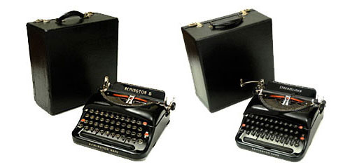 Remington Portable No 5 Manual Typewriter